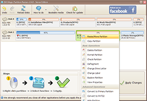 partition magic compativel com windows 7